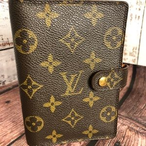 Louis Vuitton Planner Agenda PM